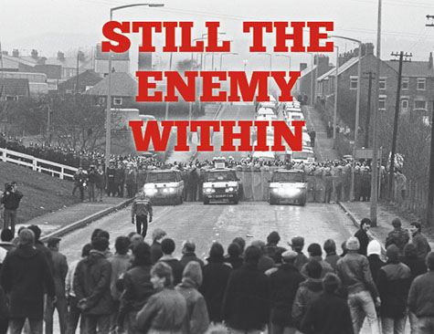 Still the Enemy Within January 2015