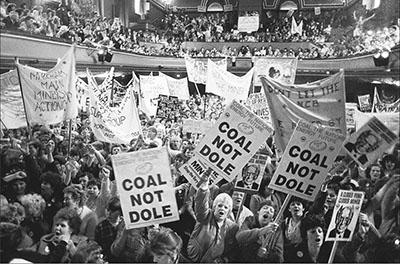 coal not dole Women